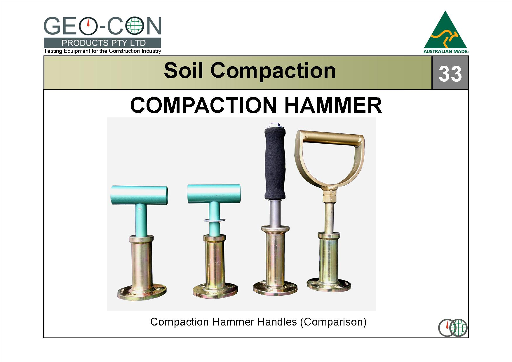 Soil Testing - Geo-Con Products