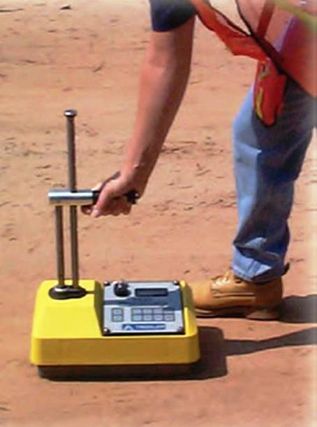 Nuclear Density Meter : Nuclear soil moisture density gauges geo con products